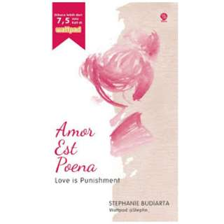 Ebook Amor Est Poena - Stephanie Budiarta