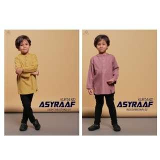 KURTA ASYRAF KIDS