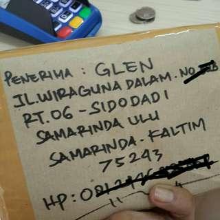 Otw Samarinda ➡ Fossil Wallet (SOLD)
