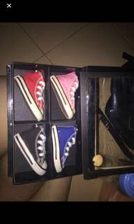 WTS Converse Keychain collectables!
