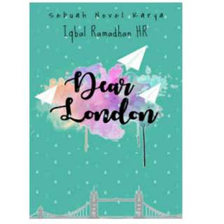 Ebook Dear London - Iqbal Ramadhan HR