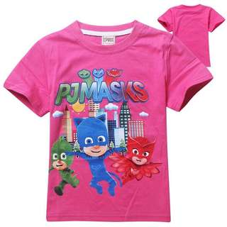 2 Colours - PJ Masks T-Shirts