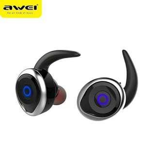 Awei T1 Dual Bluetooth Headset