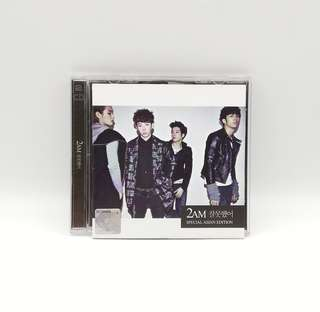 2AM Special Asian Edition CD