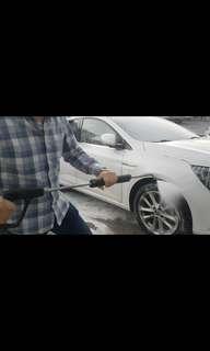 Car wash/customer service