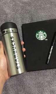 Starbucks tumbler 350ml with lock