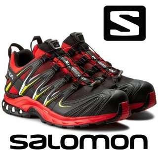 "暑假特賣 !!! 99% New ""Salomon XA Pro 3D GTX"" Hiking Shoes 行山鞋"