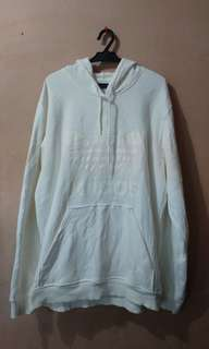 Adidas Trefoil White Jacket