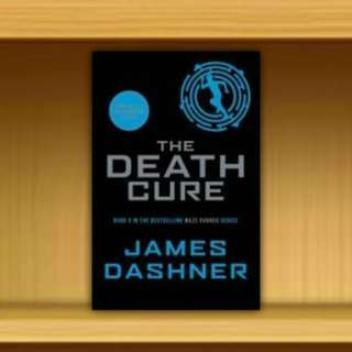 BN - The Death Cure By James Dashner