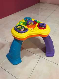 Fisher Price Ocean Friends Table