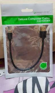 U GREEN USB type C 0.25m