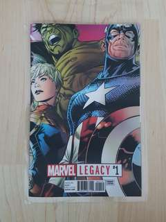 Marvel Comics Legacy One Shot Lenticular Cover Near Mint Condition