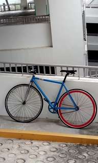 Airwalk Pista Fixie