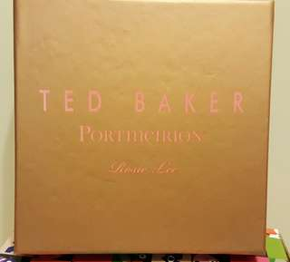 Ted Baker 杯墊 1 set 6 款