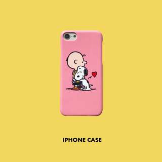 BN Snoopy/Peanuts Hard Case For IPhone