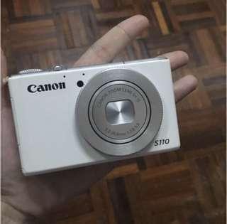 Canon Powershot S110 Wifi