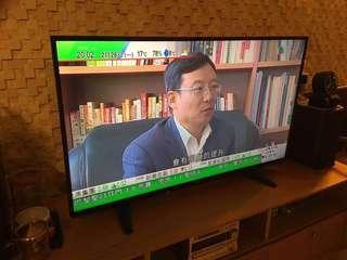 """Panasonic 樂聲 40"""" LED TV (仍有2年多原廠保養)"""