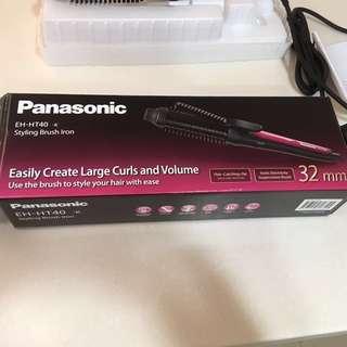 Panasonic Styling Brush Iron 捲髮器