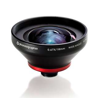 Phoneograher LCW1 Wide Angle Lens