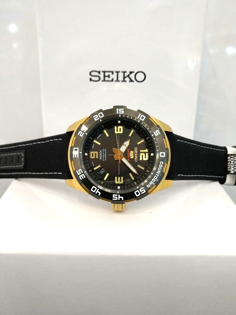 435ed4c049 FREE DELIVERY   Made In Japan Brand New 100% Authentic Seiko 5 ...