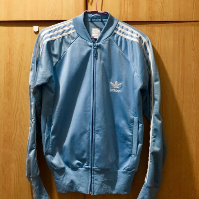 Adidas 三葉草復古外套