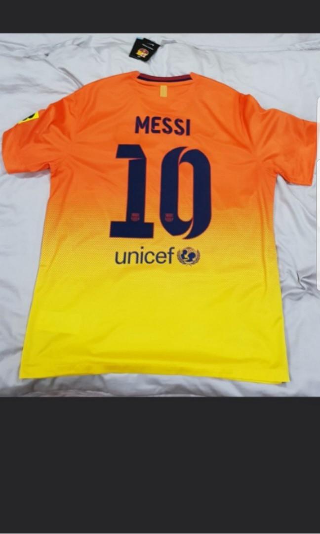 6b34bb08afa Authentic Barcelona 2012 away jersey