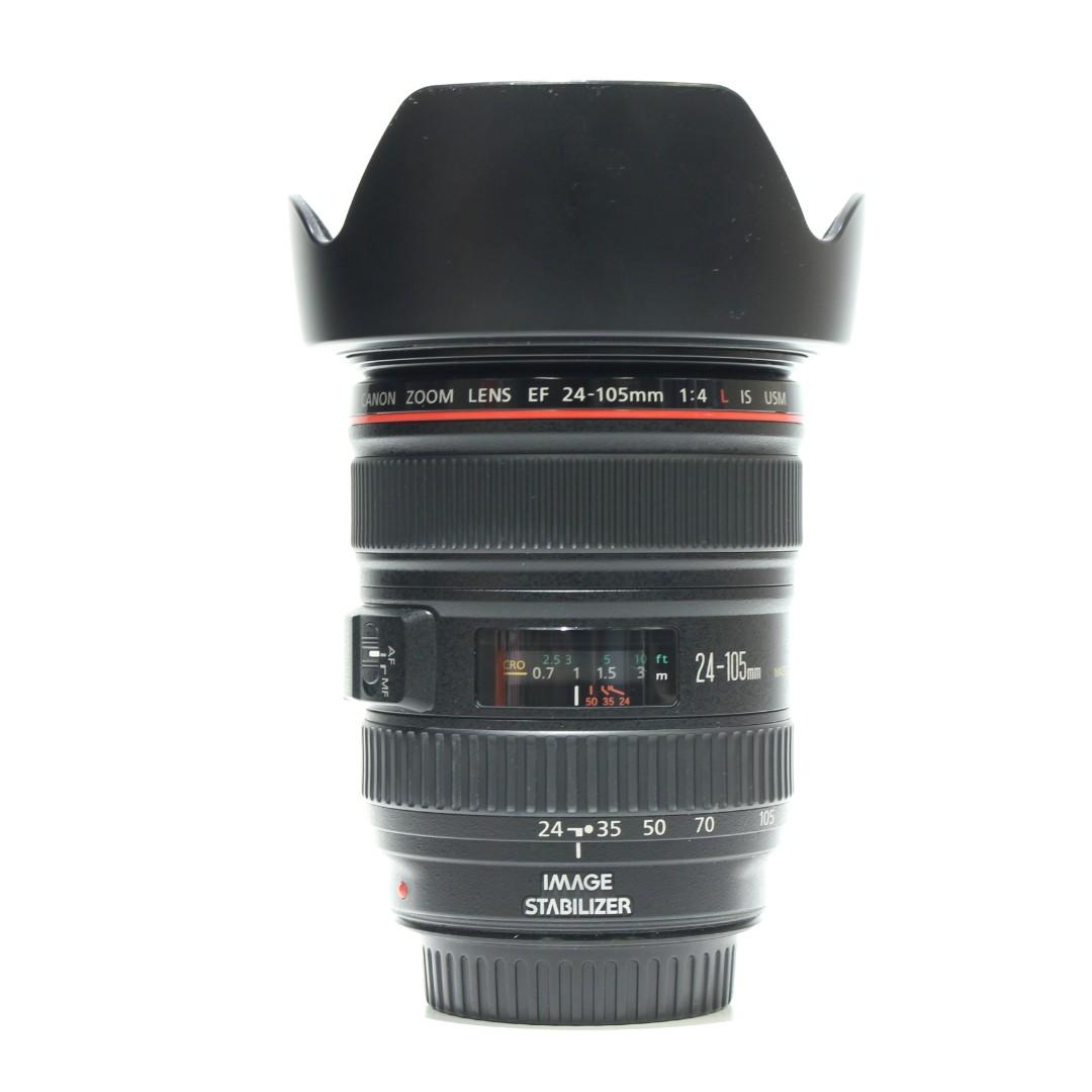 Canon Ef 24 105mm F4l Is Usm Lens Kamera Di Carousell Nikon D7100 Body Only Paket Photo