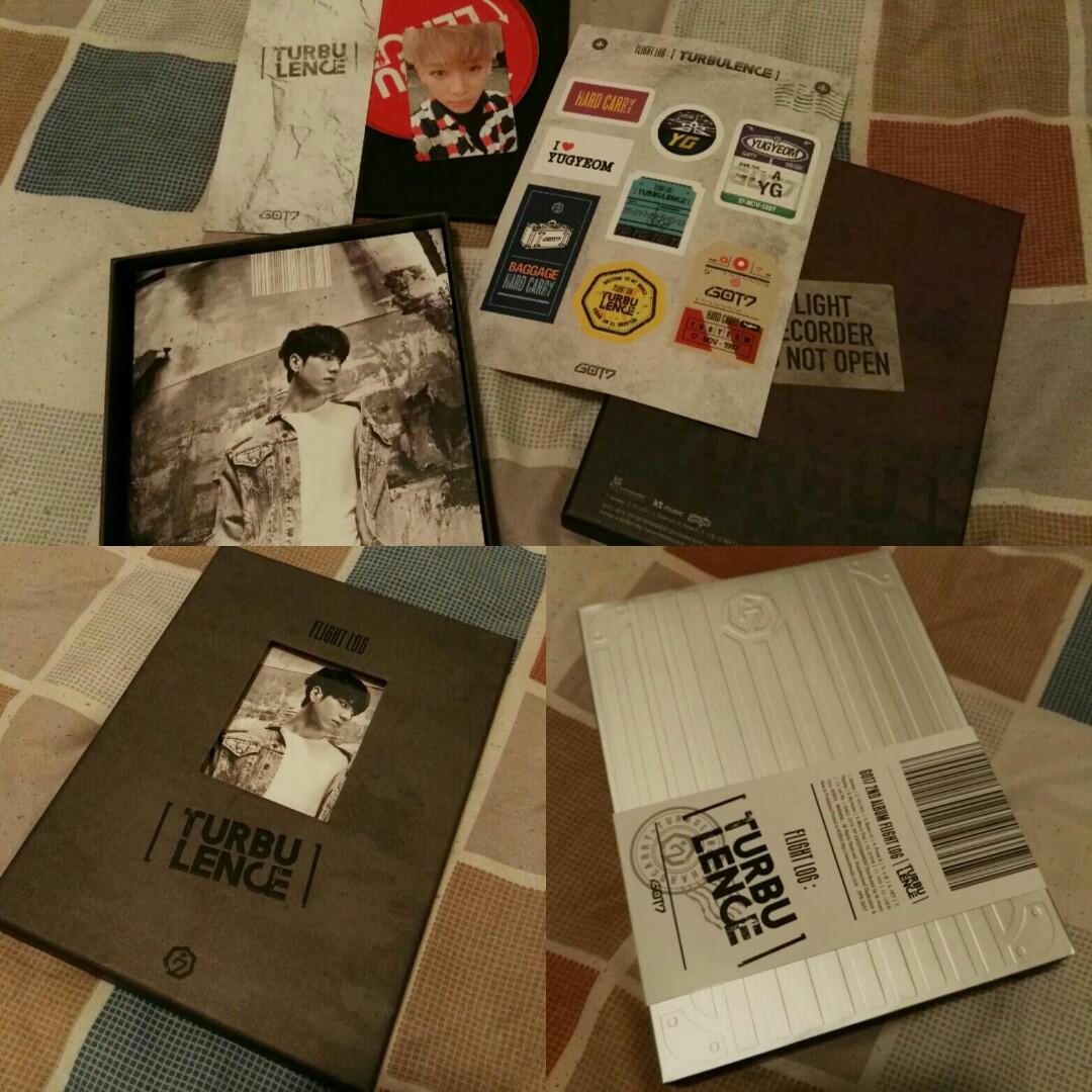 GOT7 FLIGHT LOG: TURBULENCE album專輯