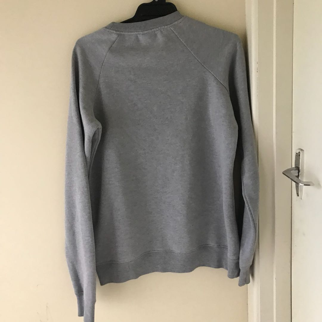 Grey Sweater From As Colour