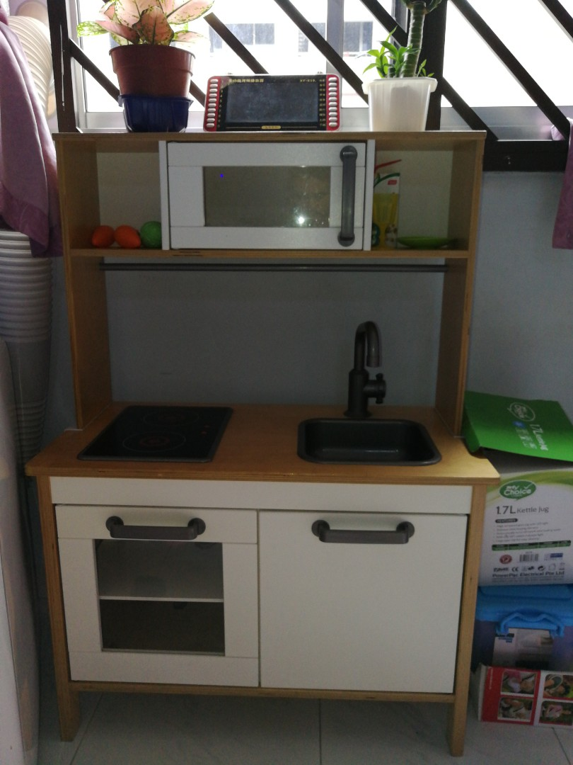 Ikea Play Kitchen Duktig