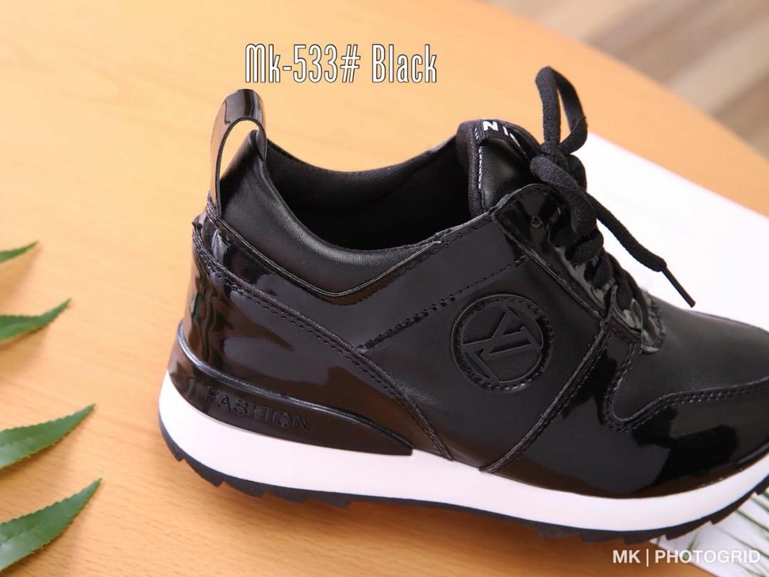 Ledies Comfort Lv Sneakers Shoes 🎈  Code : MK-533#