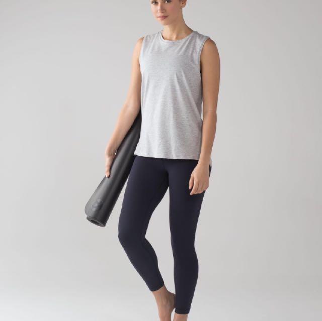 9ef83fdfeaf8f Lululemon love sleeveless tank grey