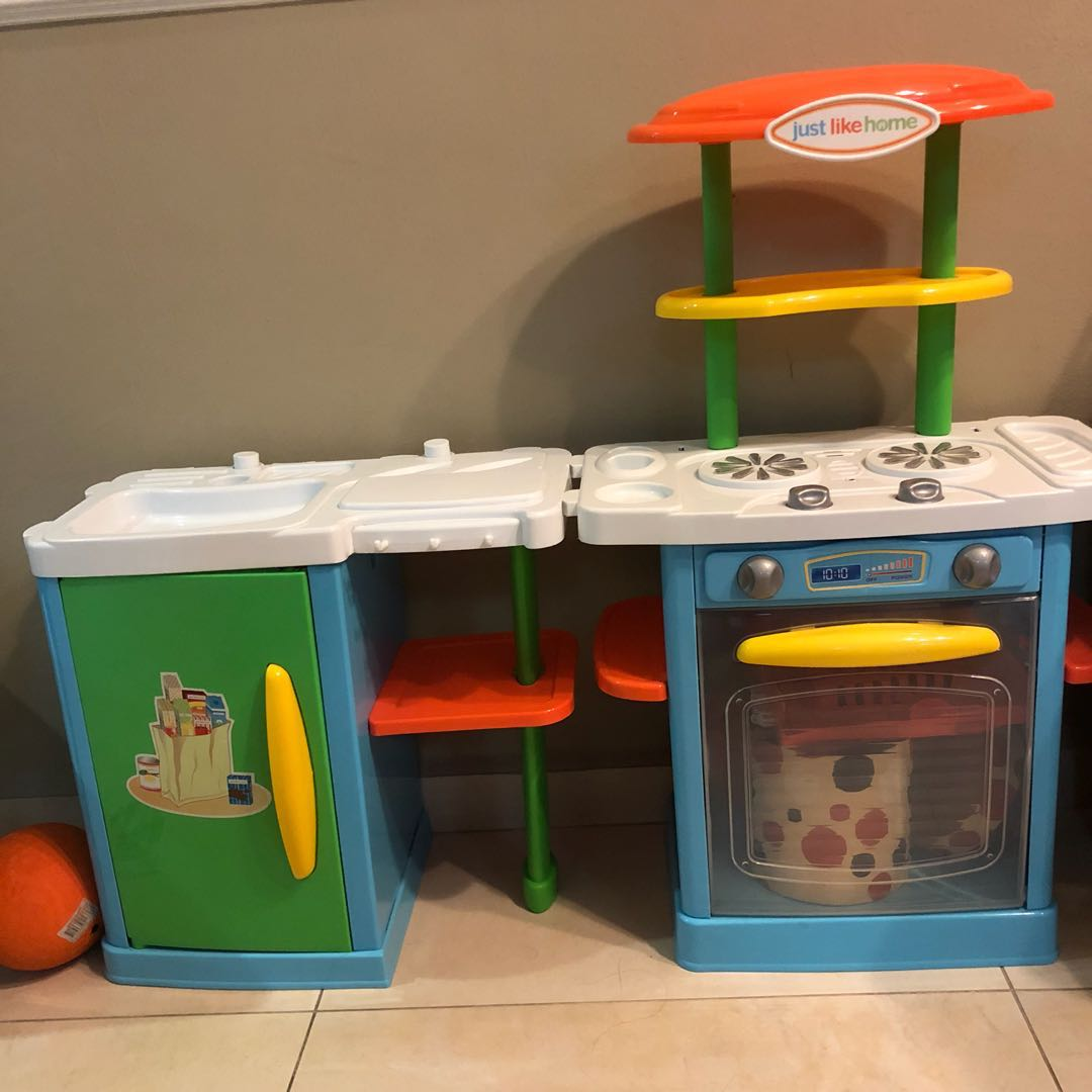 Moving Out Clearance Sale Just Like Home Kitchen Set Babies Kids
