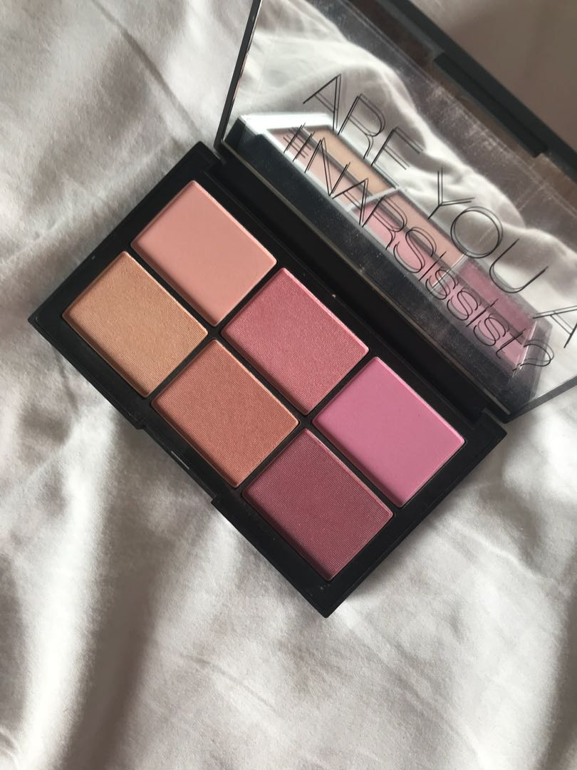 NARS - Unfiltered Palette II