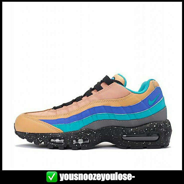 393a084164b ... new zealand preorder nike air max 95 mega blue praline turbo green  bulletin board preorders on