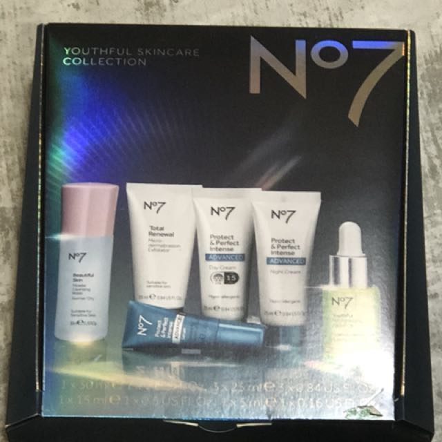 Boots No7 Skincare Gift Sets - Gift Ideas