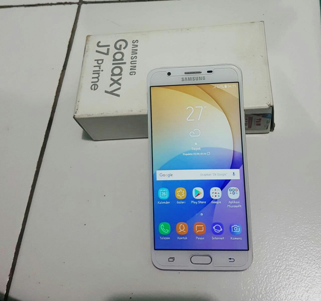 Samsung Galaxy J7 Prime Mobile Phones Tablets Android On Carousell