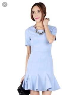 BNWT Pastel Blue dress Ohvola