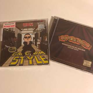 K-pop CDs - Psy and Super Junior (RM15 for each) #20Under