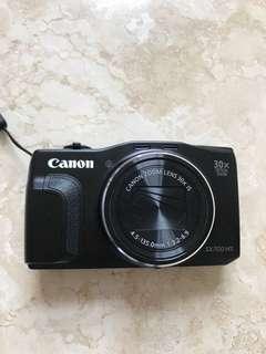 CANON POWERSHOT SX700 HS CAMERA