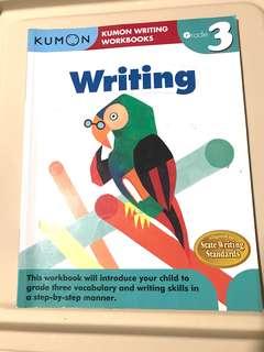 Kumon Writing Grade 3