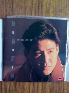 張學友絲絲記憶精選CD