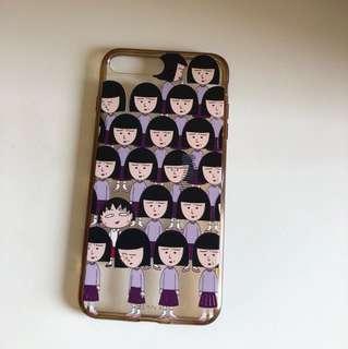iPhone7+ 小丸子 野口同學 電話殼