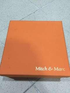 Mitch & Marc Watch & Jewellery Case