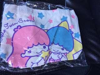 🚚 全新 雙子星 帆布手提包