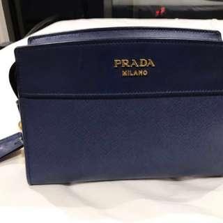 PRADA esplanade cross-body bag