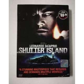 Shutter Island Dvd Martin Scorsese Leonardo Dicaprio
