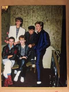 Duran Duran 8x10 Photos (1 set)