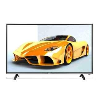 32 inches ACE Slim HD Smart TV Black LED-808 ZE19