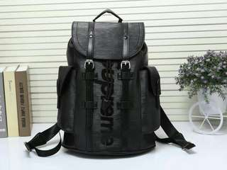 Louis Vuitton Supreme Black Backpack